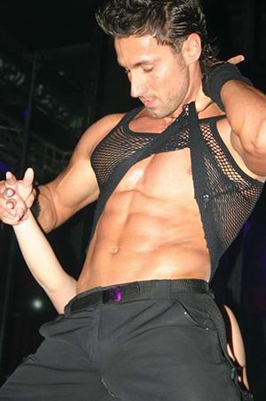 Gogo Tänzer